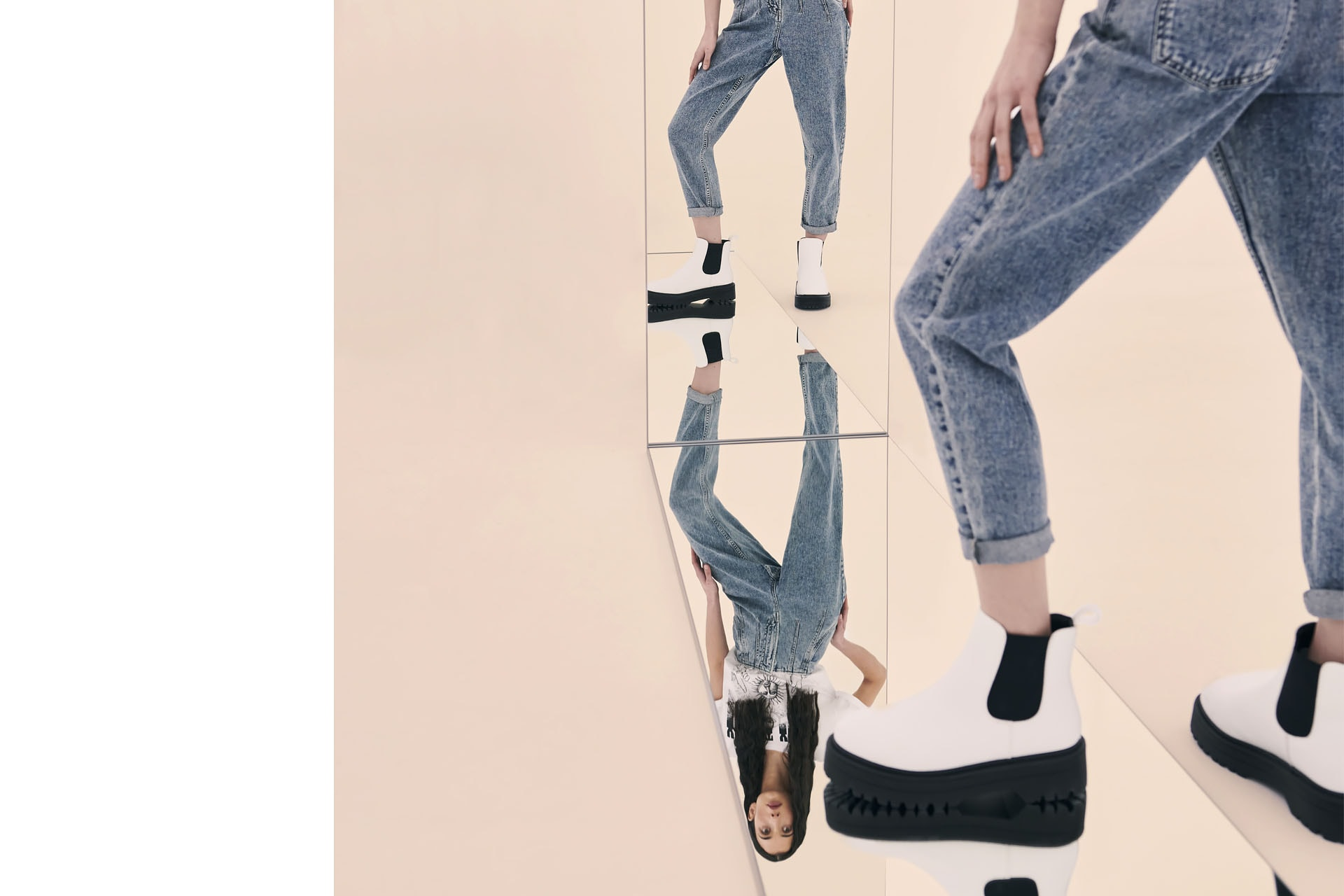 Denim Blue Lookbook Cropp
