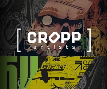 Cropp artists Cropp