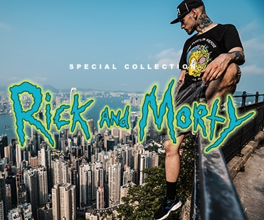 Rick and Morty Cropp