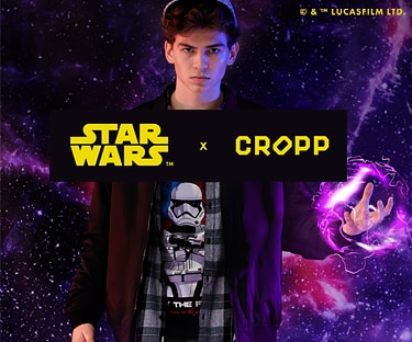 Star wars Cropp