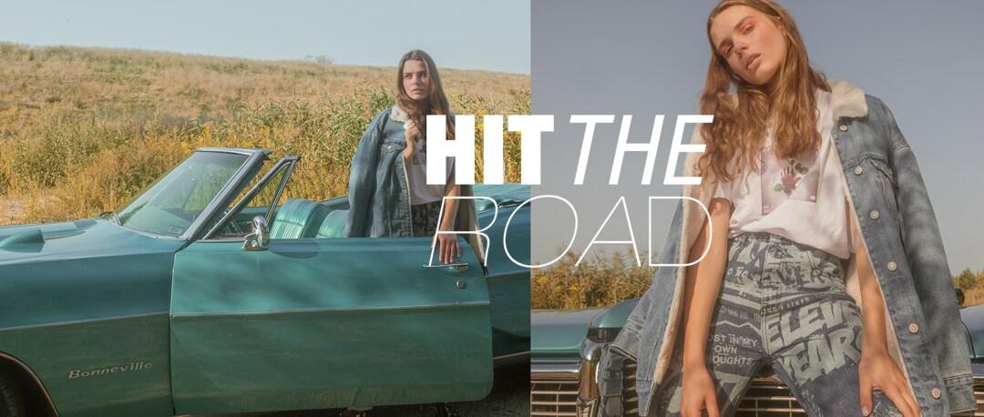 Hit the road Cropp