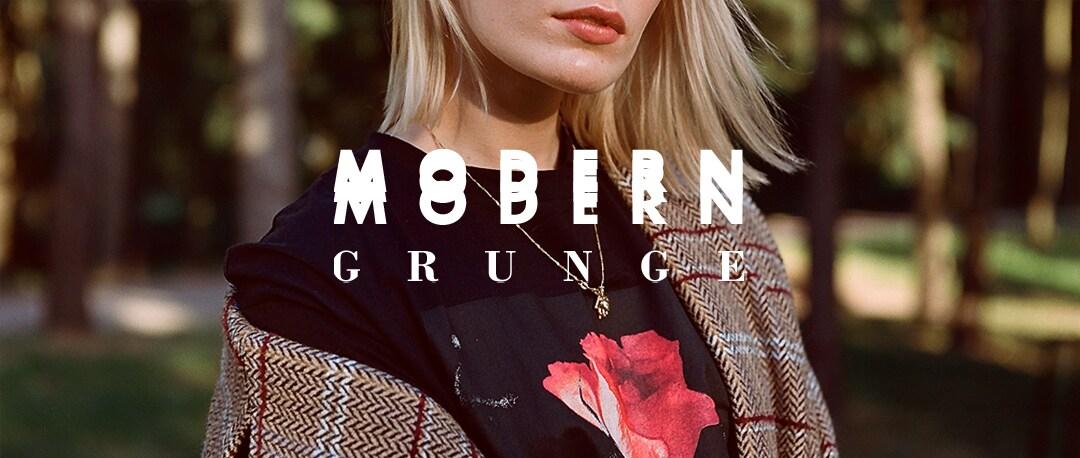 Modern grunge Cropp