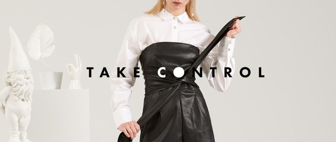 Take control Cropp
