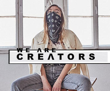 We are creators Cropp