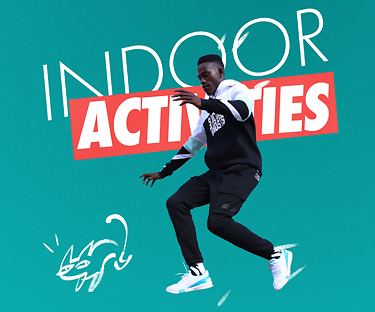 Indoor activities Cropp