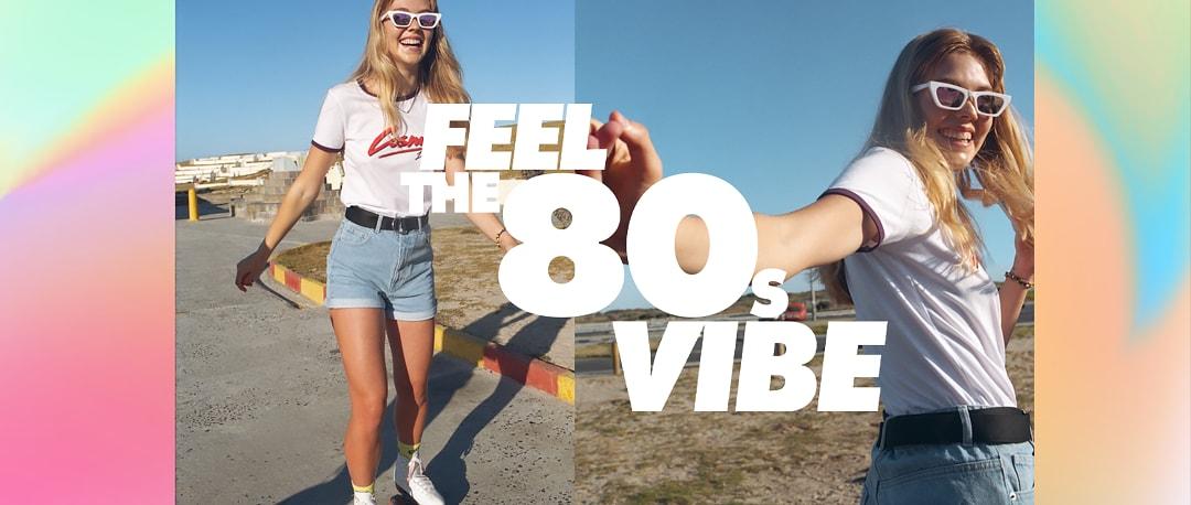 80s vibes Cropp