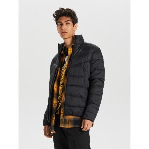 Stepēta ziemas jaka