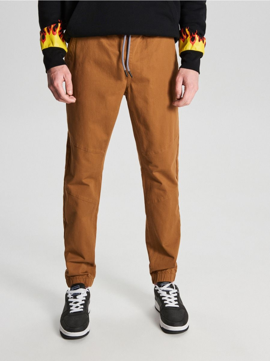 MEN`S TROUSERS - GELTONA - WD111-17X - Cropp - 2