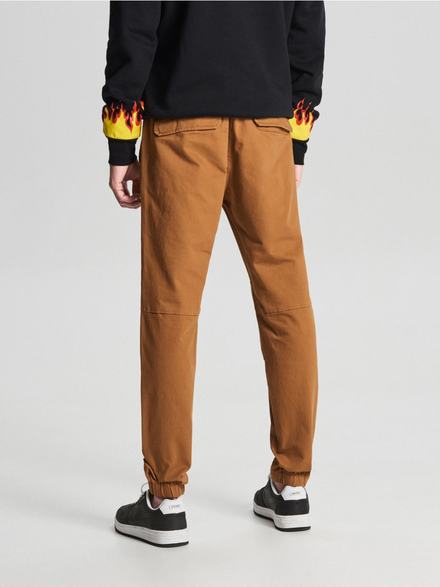 MEN`S TROUSERS - GELTONA - WD111-17X - Cropp - 4