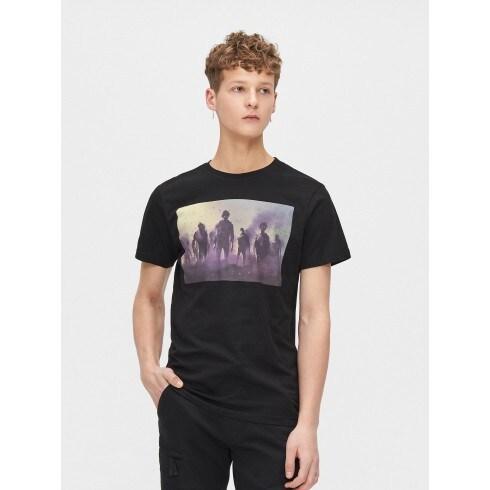 Marškiniai su printu