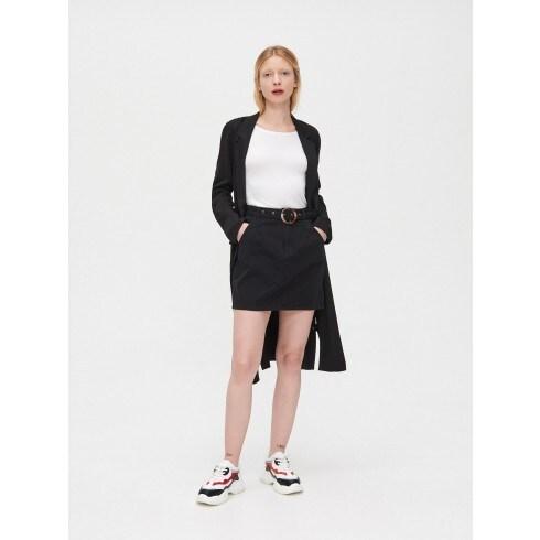 Mini sijonas su diržu