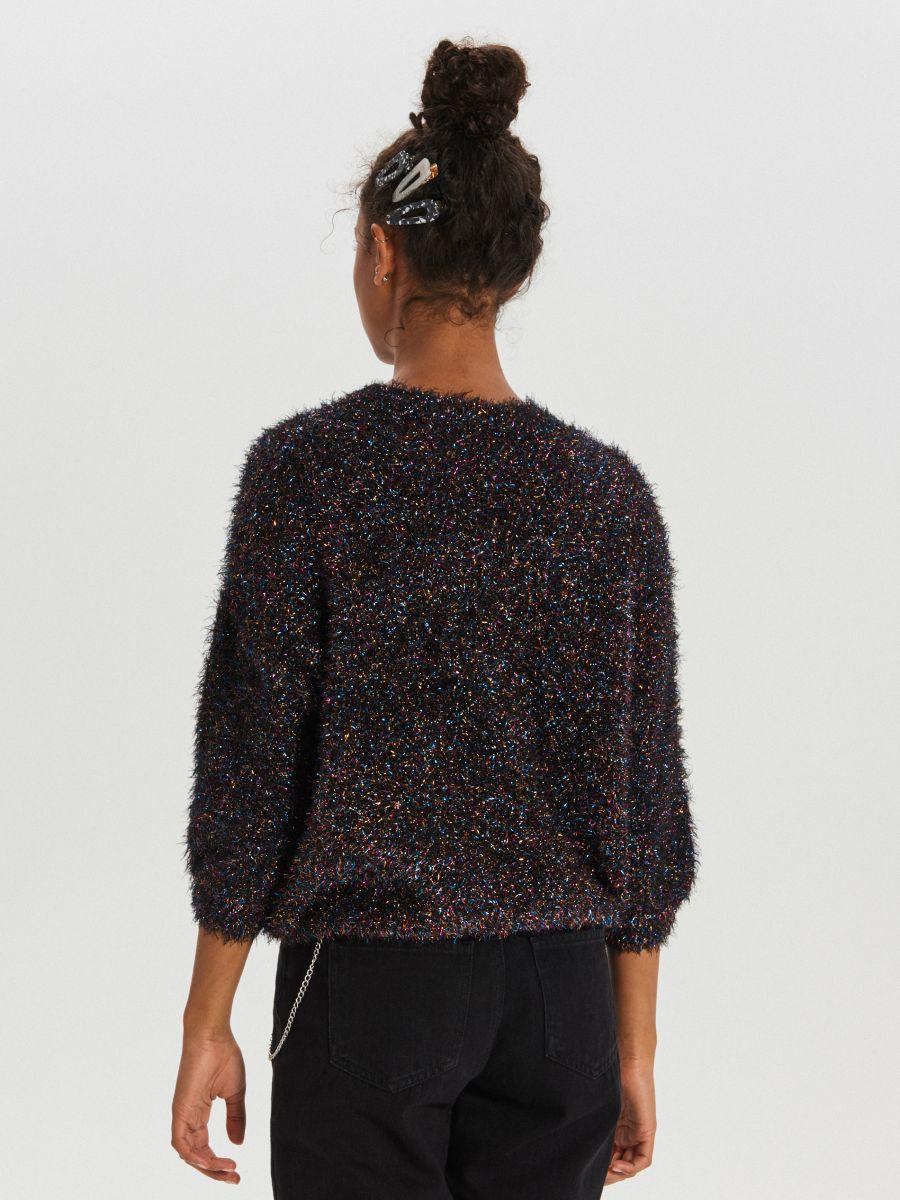 Kohev oversized-lõikega džemper - MITMEVÄRVILINE - WM673-MLC - Cropp - 4