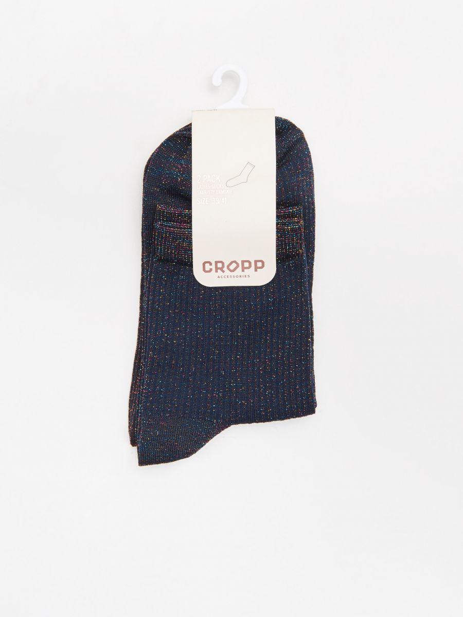2 paari sokke - MUST - XD169-99X - Cropp - 2