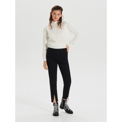 LADIES` JEANS TROUSERS