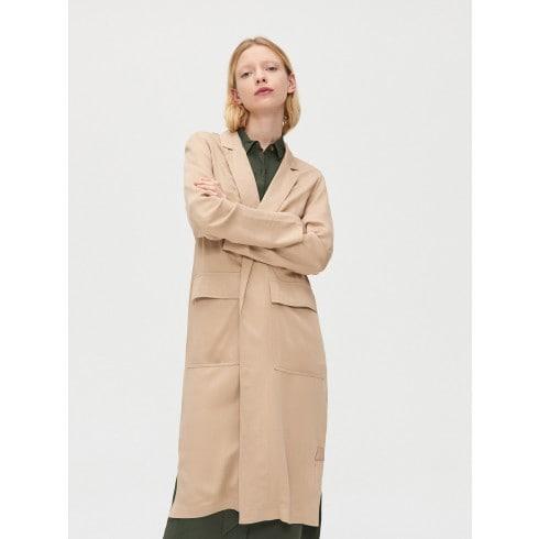 Подовжене пальто