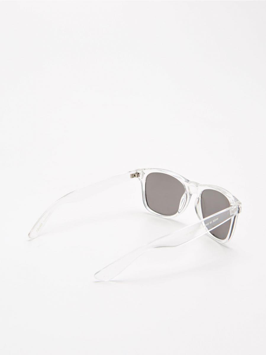 Солнцезащитные очки - белый - XX452-00X - Cropp - 2