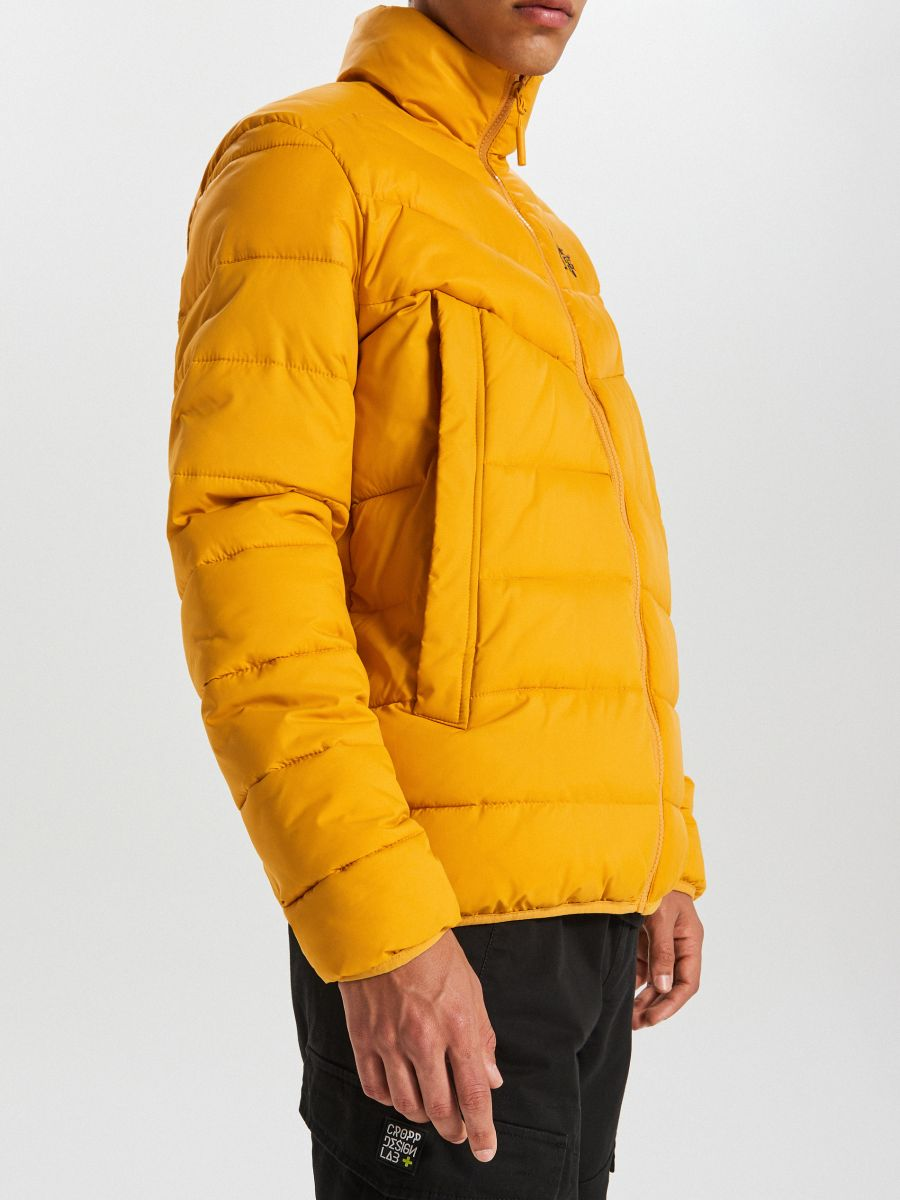 MEN`S OUTER JACKET - желтый - WA079-11X - Cropp - 4