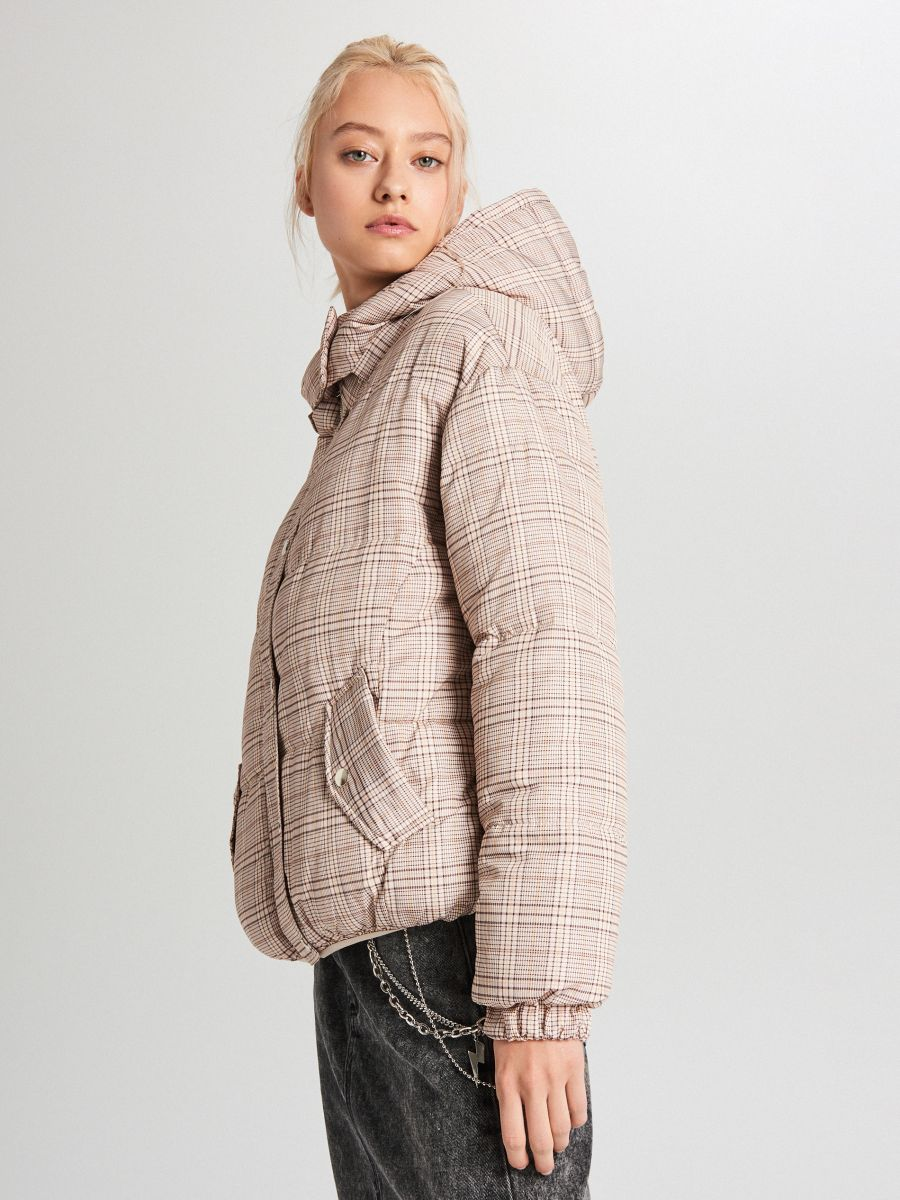 LADIES` OUTER JACKET - бежевый - WB865-08X - Cropp - 3