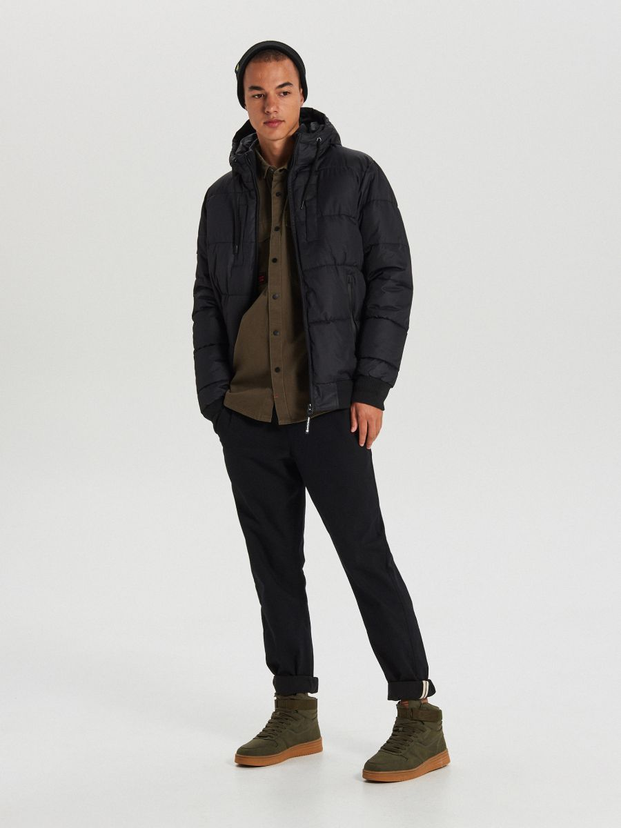 MEN`S OUTER JACKET - черный - WC153-99X - Cropp - 2