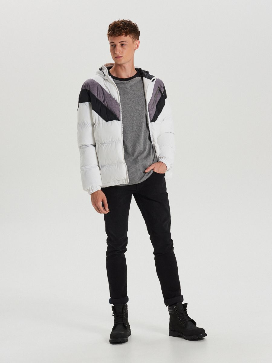MEN`S OUTER JACKET - белый - WC155-00X - Cropp - 2