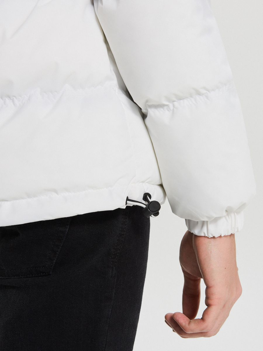 MEN`S OUTER JACKET - белый - WC155-00X - Cropp - 5