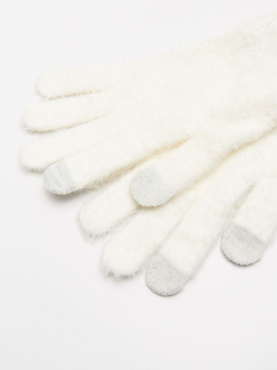 Перчатки - SLONOVAČA - WD987-01X - Cropp - 2