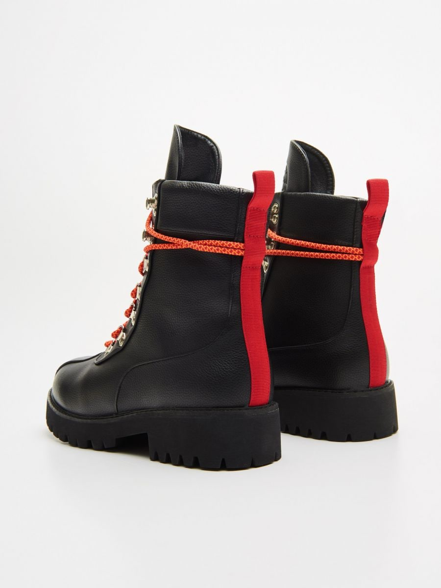 Треккинговые ботинки  - CZARNY - WE899-99X - Cropp - 4