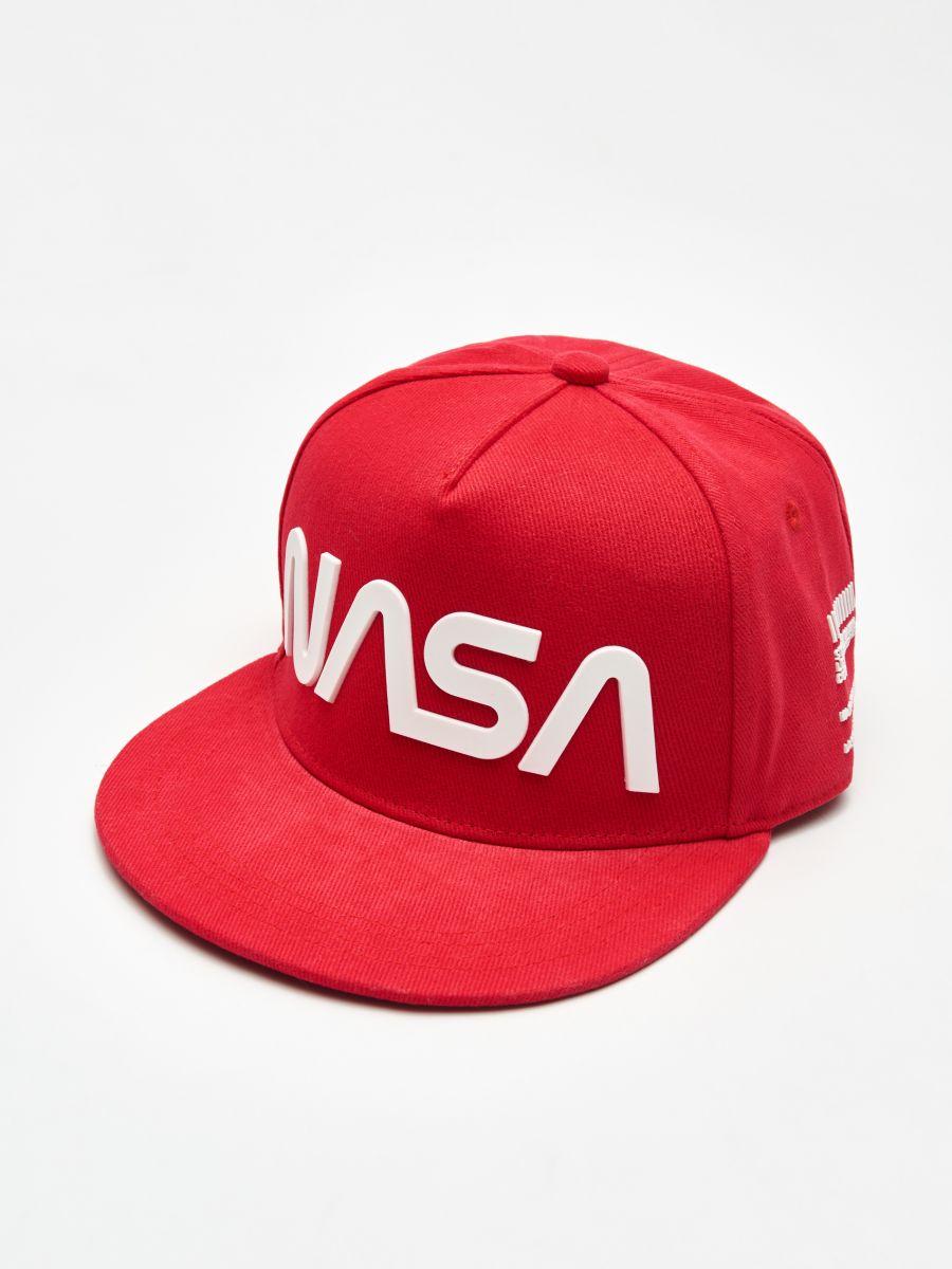 Кепка NASA - красный - XR494-33X - Cropp - 1