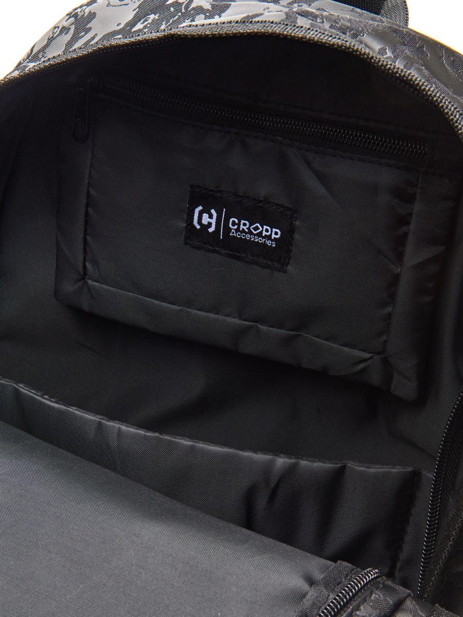 Рюкзак NASA с брелоком - черный - XR495-99X - Cropp - 6