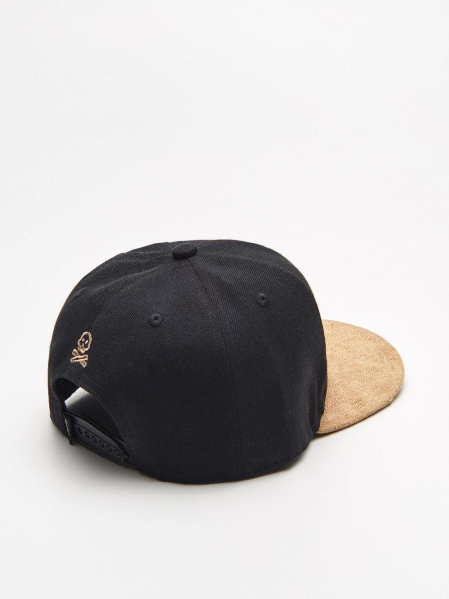 Бейсболка snapback - коричневый - XW665-84X - Cropp - 3