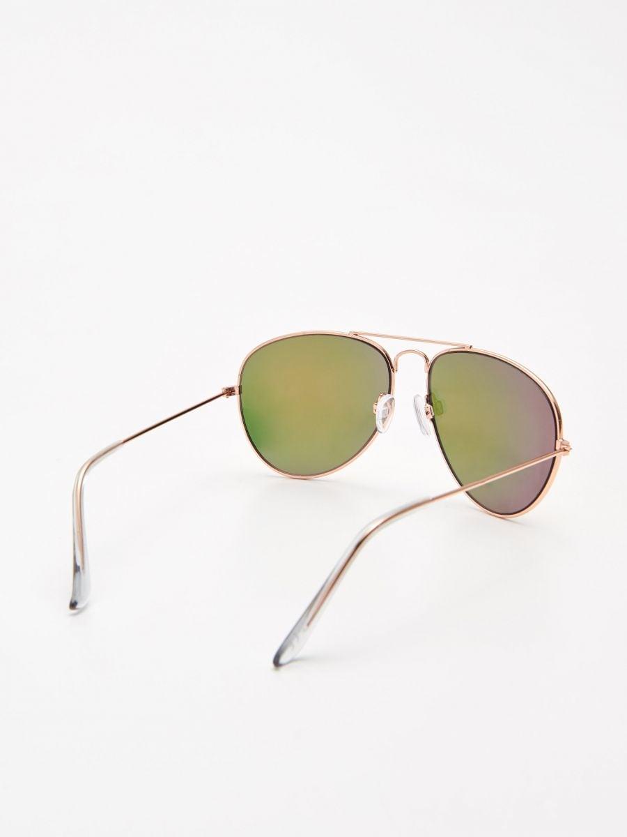 Очки-авиаторы - розовый - XX450-03X - Cropp - 2