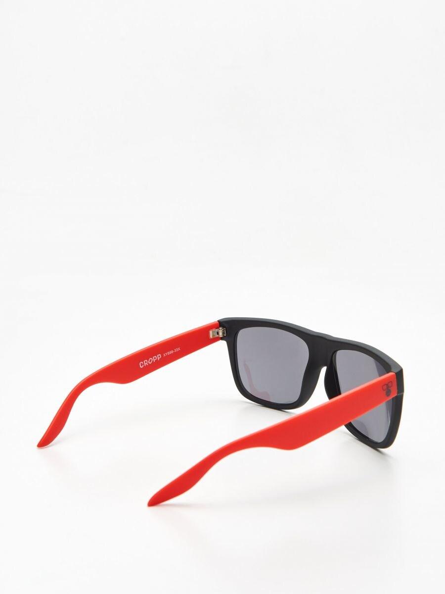 Солнцезащитные очки - красный - XY898-33X - Cropp - 2