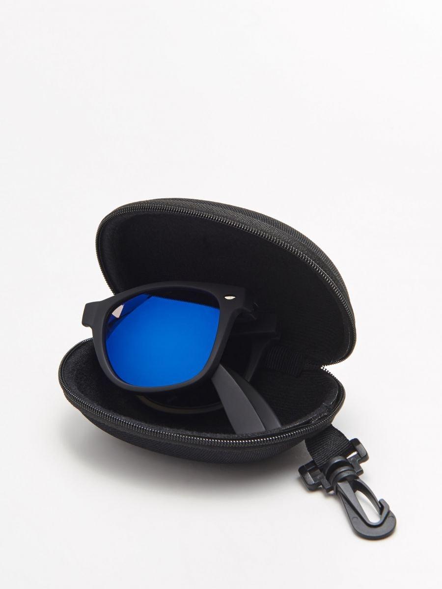 Солнцезащитные очки - черный - XY900-99X - Cropp - 1