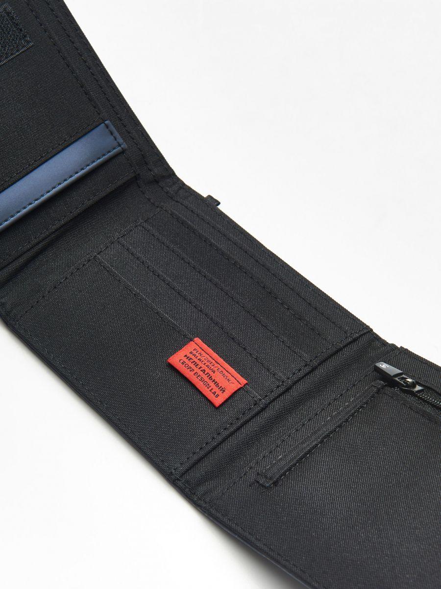 Большой кошелек - темно-синий - ZI155-59X - Cropp - 3