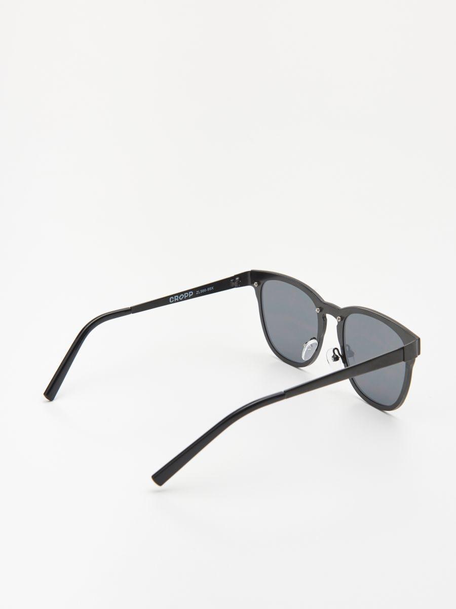 Солнцезащитные очки - черный - ZL566-99X - Cropp - 2
