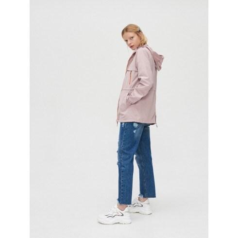 Легкая куртка-дождевик