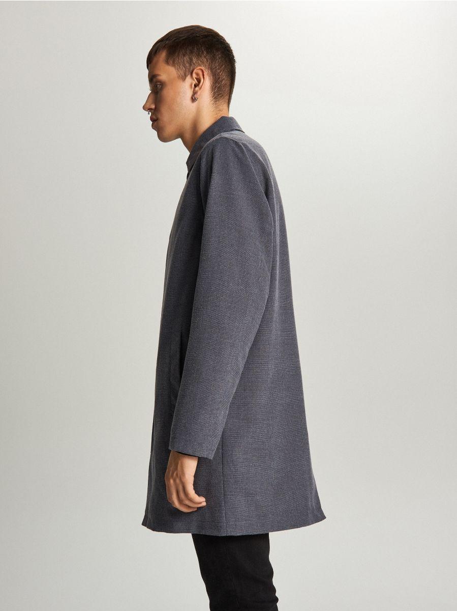 Ľahký kabát - Khaki - WL841-91X - Cropp - 3