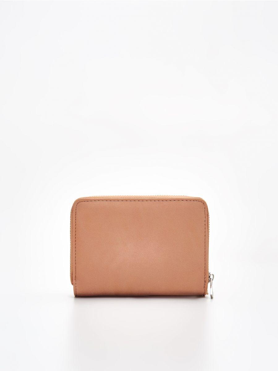 Peňaženka z eko kože - Béžová - WR021-08X - Cropp - 3