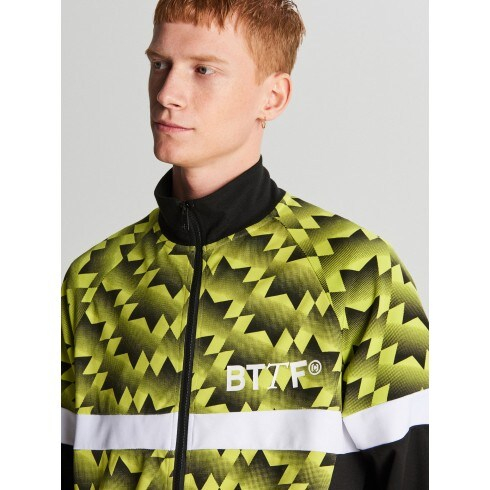 Mikina track jacket