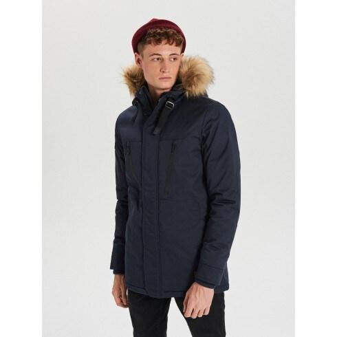 Teplý kabát