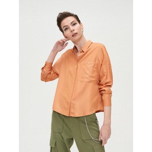 Oversize košeľa