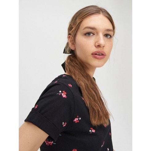 Kvetované tričko
