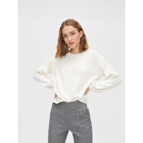 Basic mäkký sveter