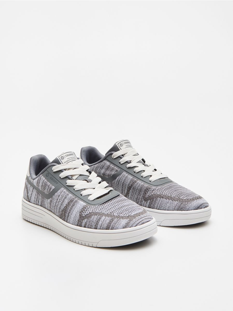 Pantofi sneakers sportivi - GRI DESCHIS - WN925-09X - Cropp - 2