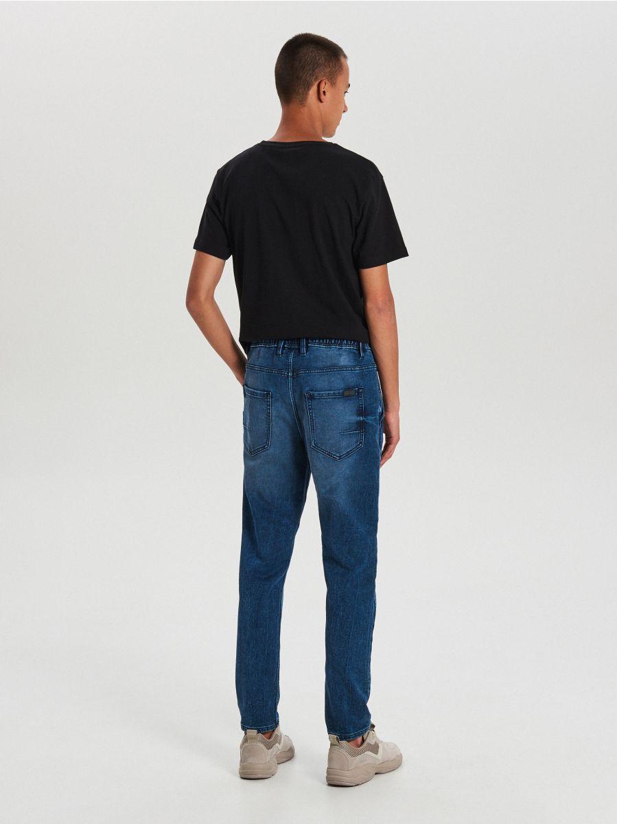 oferta specifica oficial preț mai mic cu Jeans carrot fit, CROPP