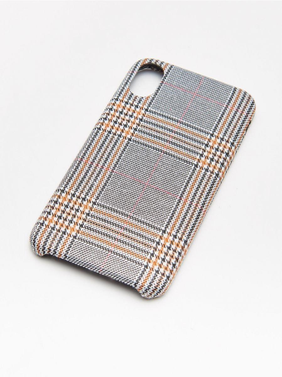 Carcasă iPhone X - GALBEN - XR406-11X - Cropp - 2