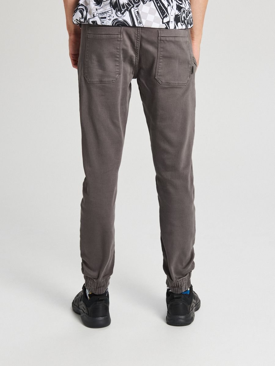 MEN`S TROUSERS - GRI - WH133-90X - Cropp - 3