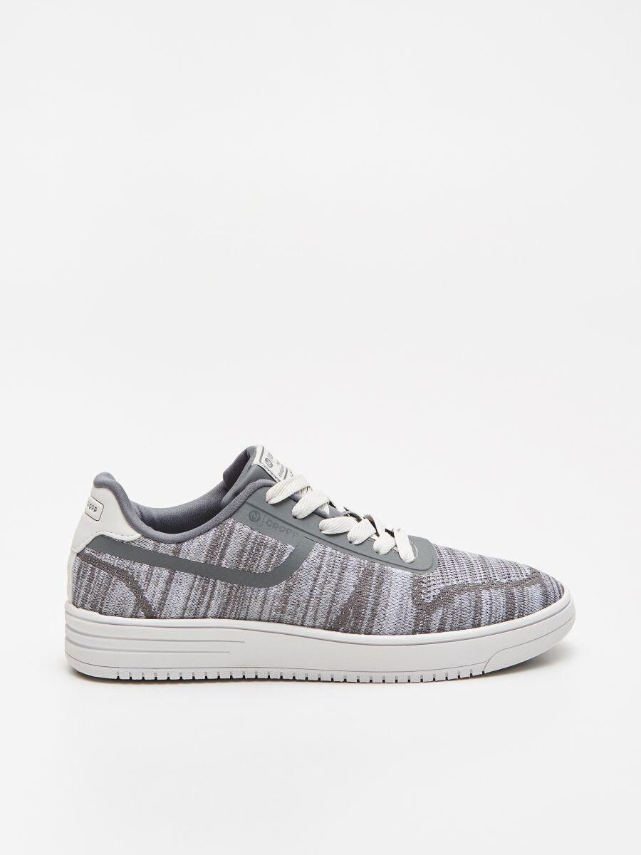 Pantofi sneakers sportivi - GRI DESCHIS - WN925-09X - Cropp - 1