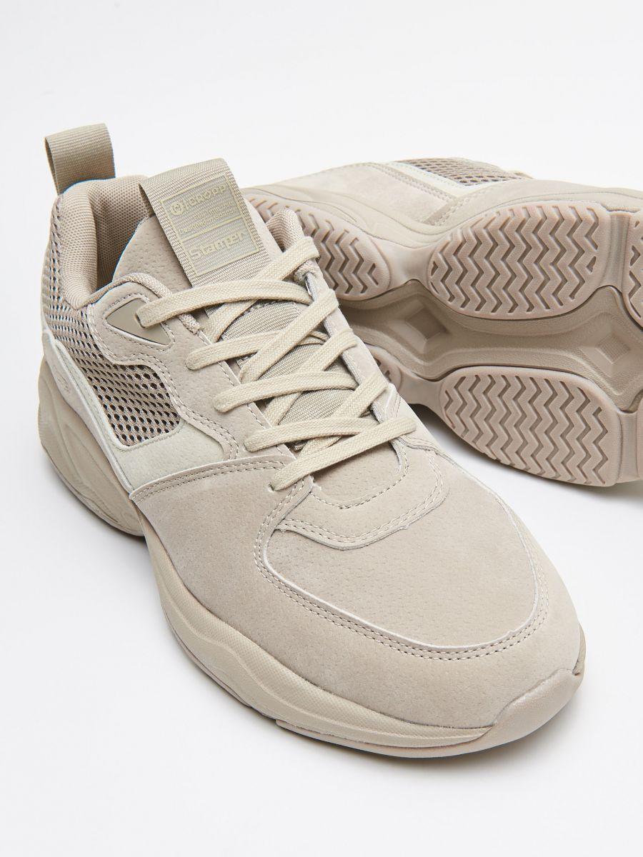Pantofi sport - BEJ - WN929-80X - Cropp - 2
