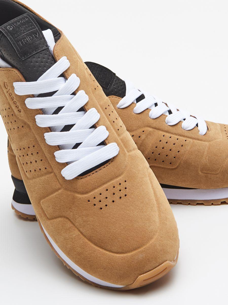 Pantofi Sneakers - GALBEN - WN931-18X - Cropp - 2
